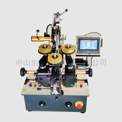 变压器自动绕线机操作台和控制柜的特点及调试原理